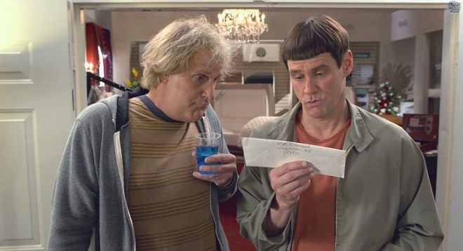 dumb dumber movie review Luke goodsell reviews the new feature film, dumb and dumber to.