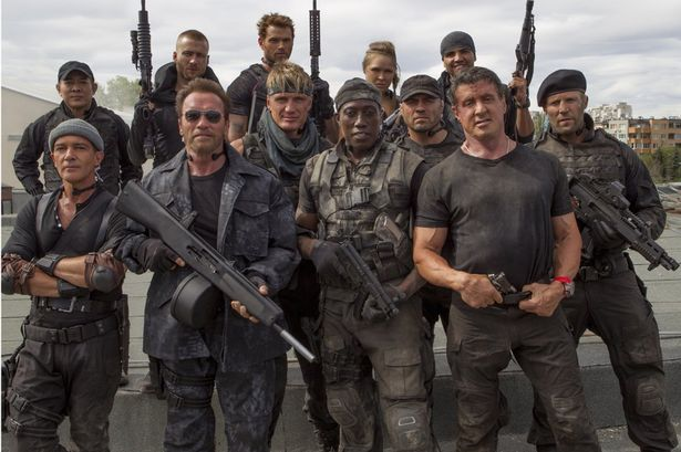 The Expendables 3 Podcast