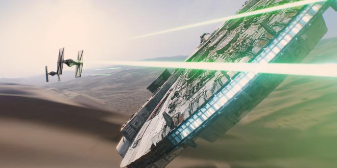Star Wars: The Force Awakens | Jurassic World | Pan