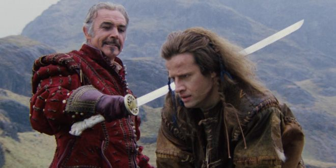 Highlander Remake This Movie Right